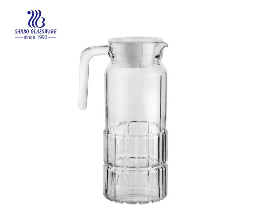 wholesale glass pitcher