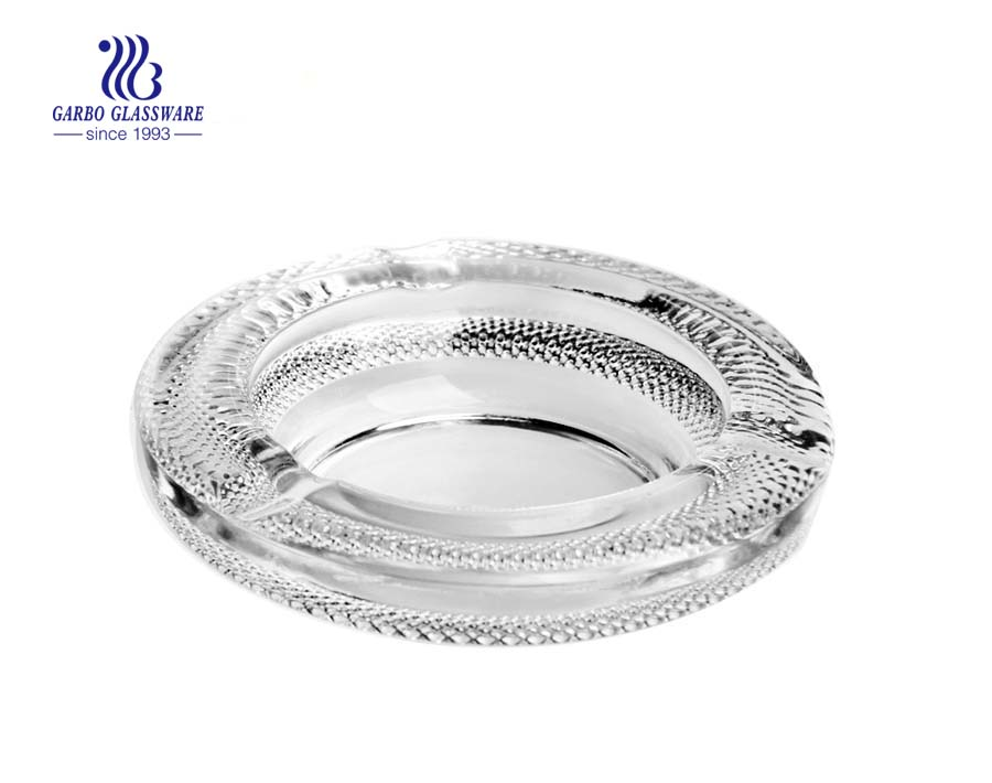 low price glass ashtray
