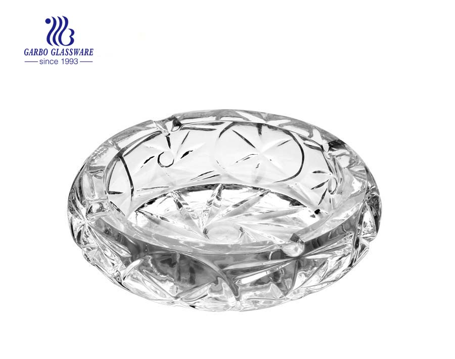 China Glass Ashtray Supplier