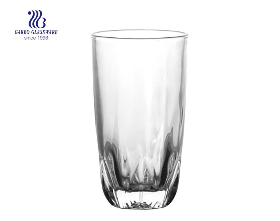 Copo de chá de 12 onças copo de vidro