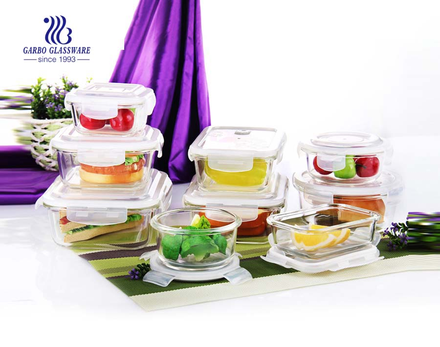 Heat Resistant Baking dish glassware sets