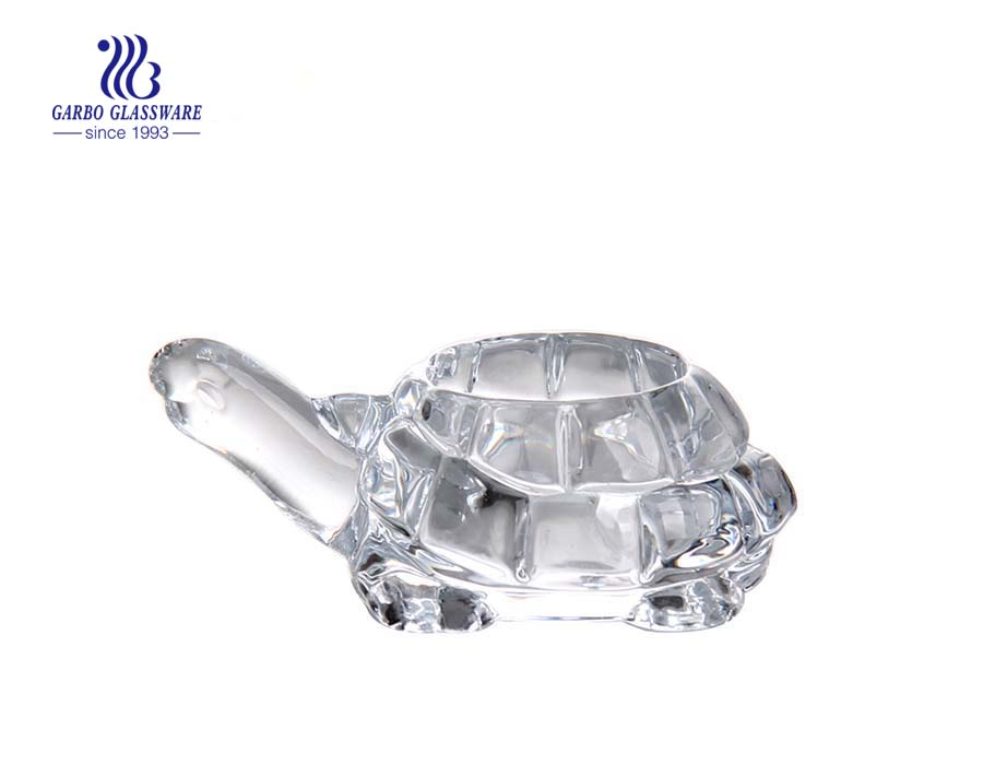 Start Shaped Glass Candle Holders in China