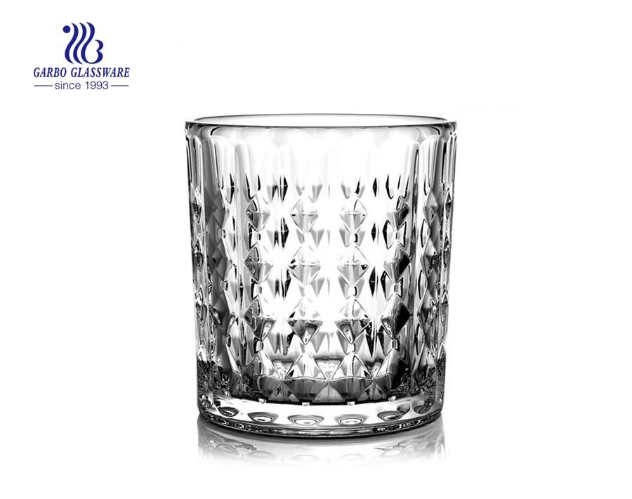 8 Unzen Glas Whisky Tassen für Wein trinken mit Fabrikpreis