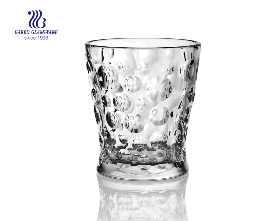 Drinking juice glass engraved tumblers for beer&whisky
