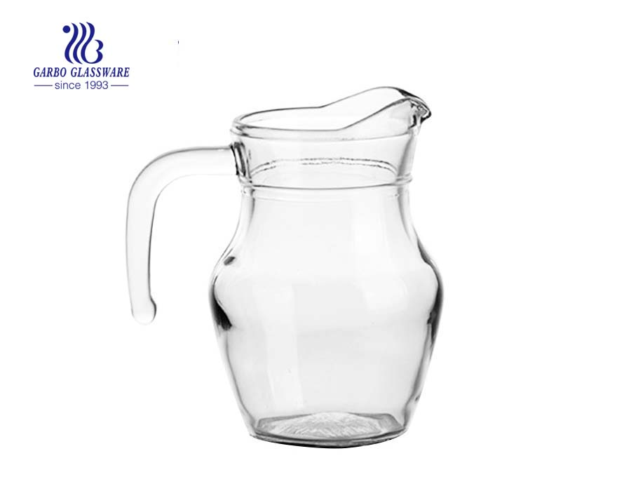 cheap price glass pitcher