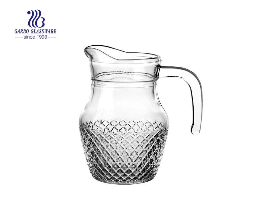 cheap price glass pitcher