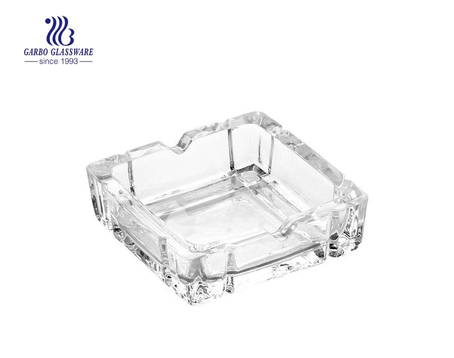 glass ashtray in stock