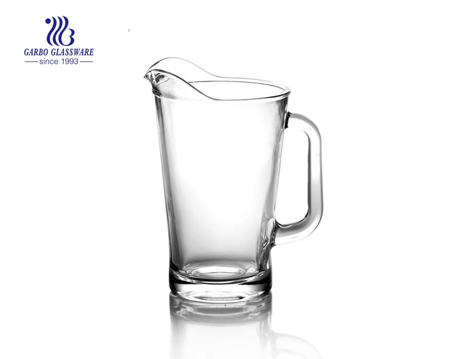 good quality glass pitcher supplier