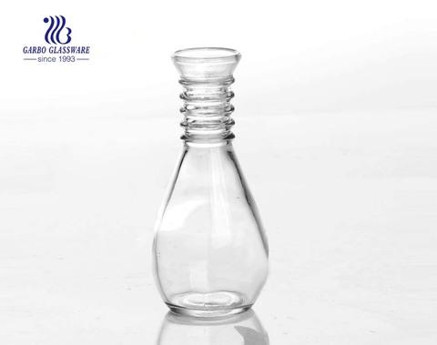 120ml maschinell hergestellte Glasflasche in Lampenform