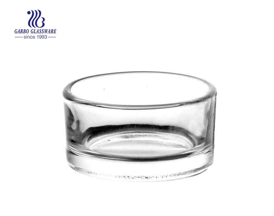 Round Glass Candle holders cheap