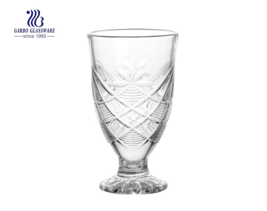 Personalized Waterford Lismore Essence Crystal Red Wine Goblet  Engraved