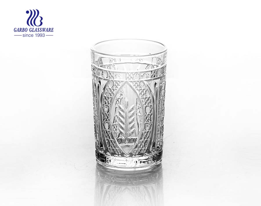 2019 New Middle East Classic Glass Tea Drinking Cups