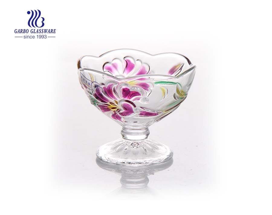 Wholesale color ice cream cup