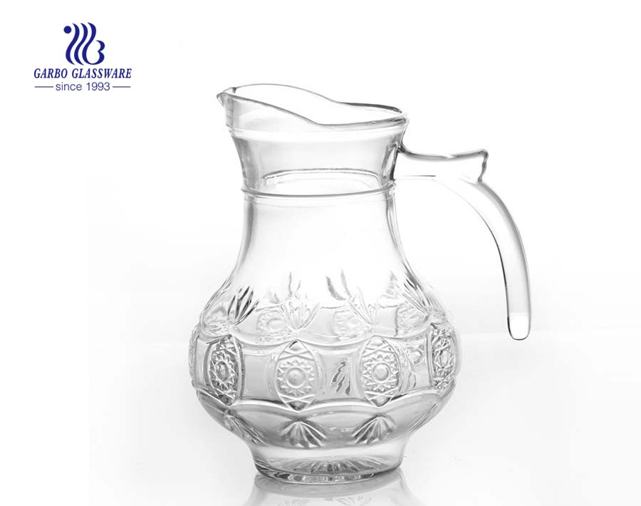 discount glass pitcher in stock glass jars with lids wholesale