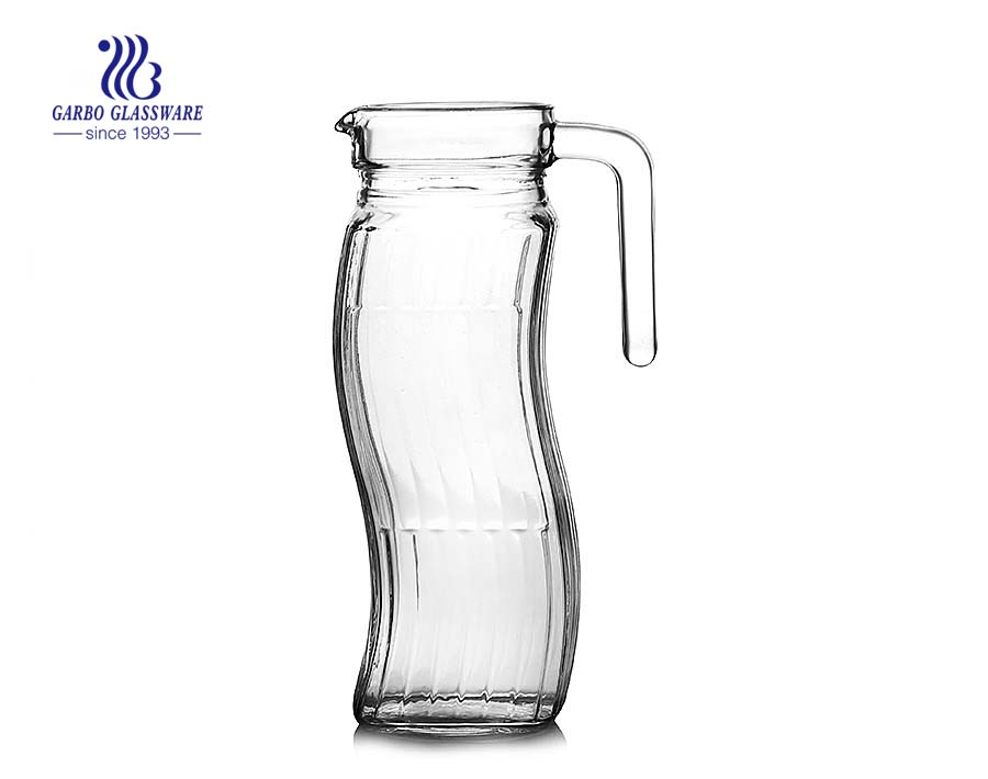 low price glass pitcher manufacturers