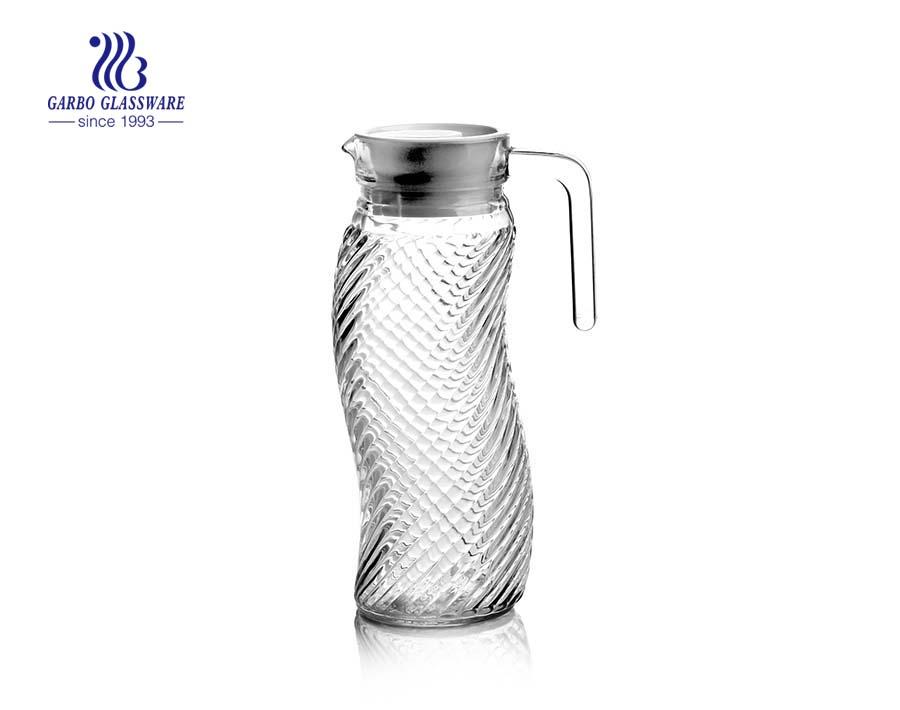 fabricantes de jarras de vidrio de bajo precio