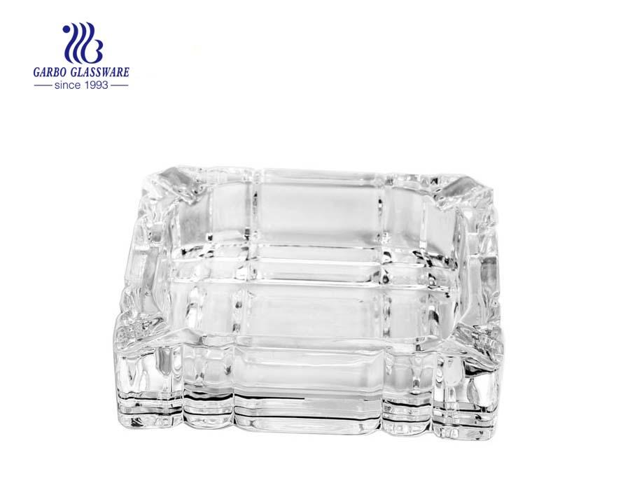 cenicero de vidrio personalizado
