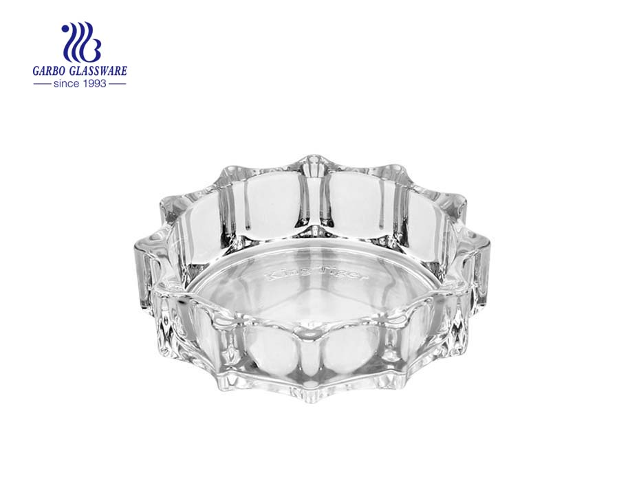 glass ashtray quotation&china glassware factory