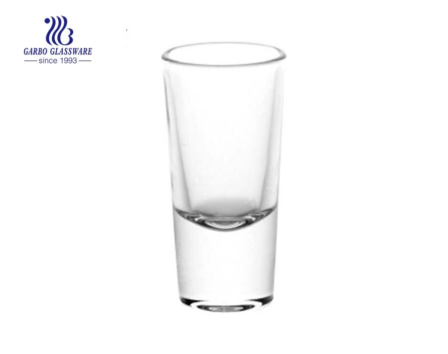 45ml Transparent shot glass for wine drinking