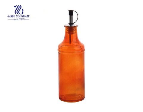 400ml Maschinengefertigte Sprühfarbe Glasflasche