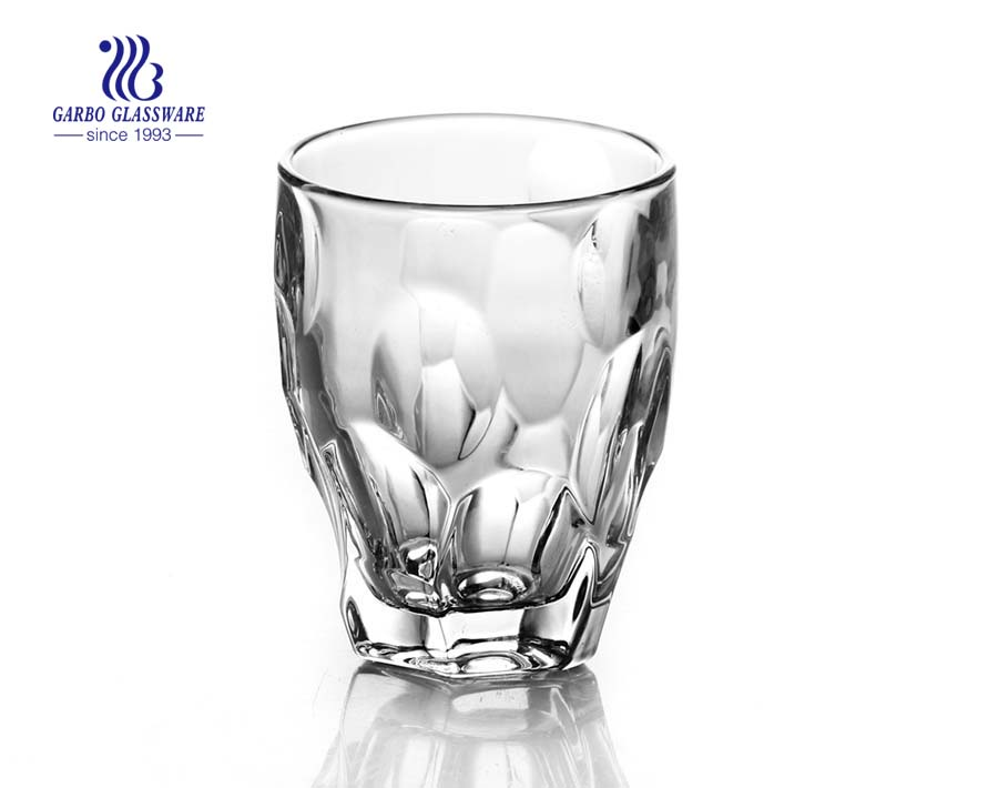 10oz Rock glass highball tumblers for whisky drinking