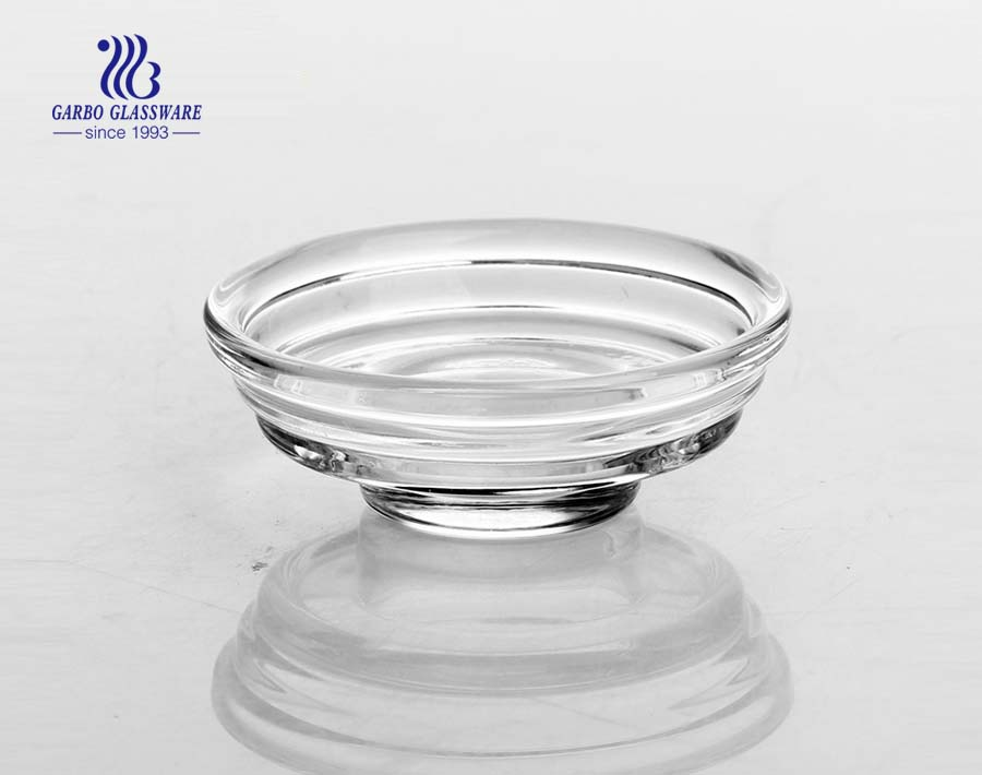 large glass bowl candle holders clear glass candle holders wholesale