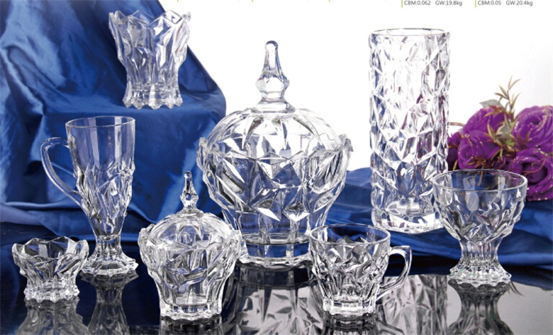 How to import glassware in China -Garbo glass will be the best partner for your glassware business