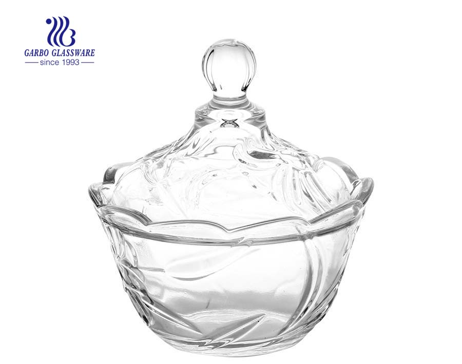 High Quality Wholesale Glass Candy Jar