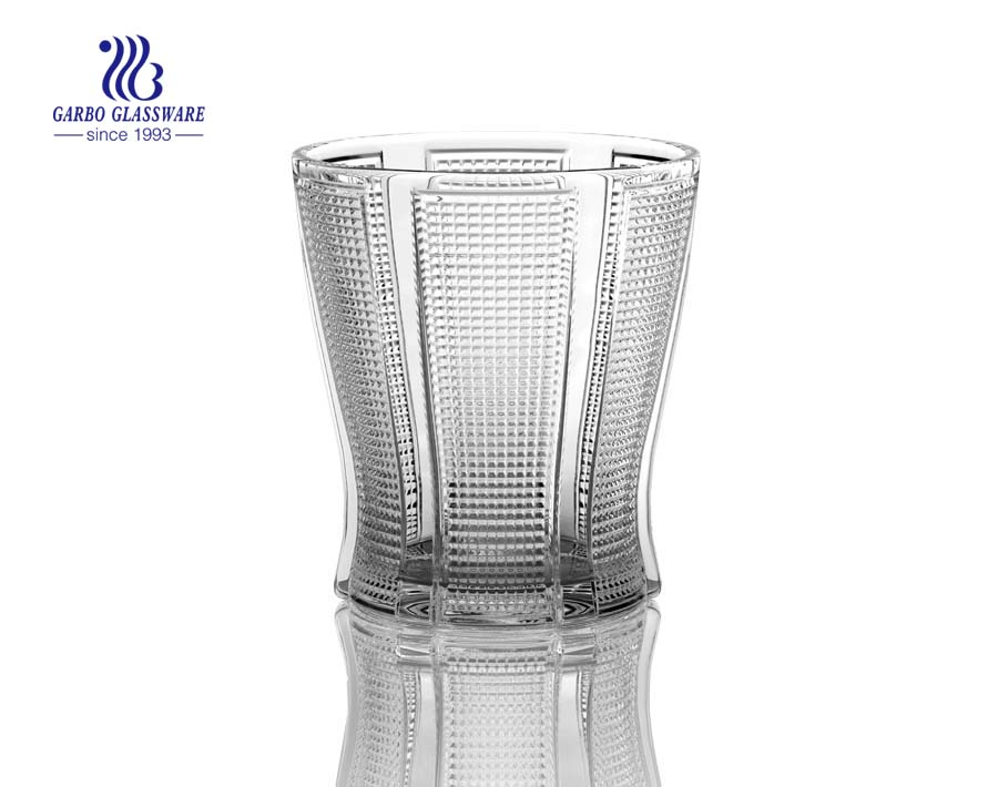 New designs high white quality juice tumbler for drinking