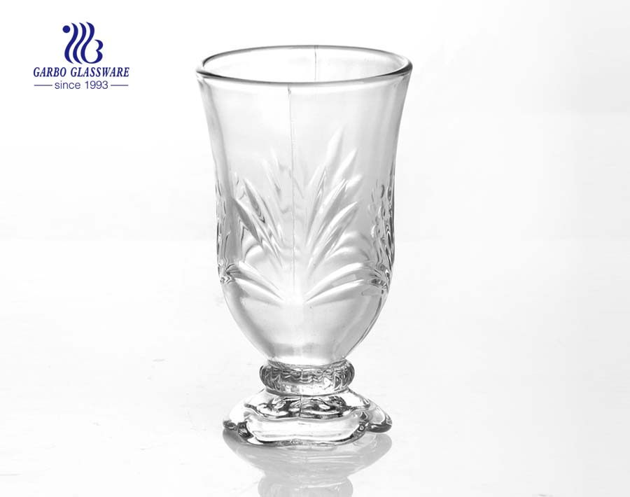 Rocker Whiskey Glass With Unique Tilting Goblets for Drinking Scotch, Wine