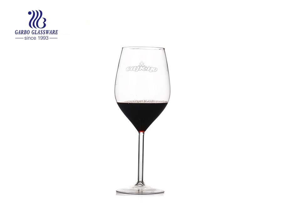 19oz High end borosilicate glass red wine glass