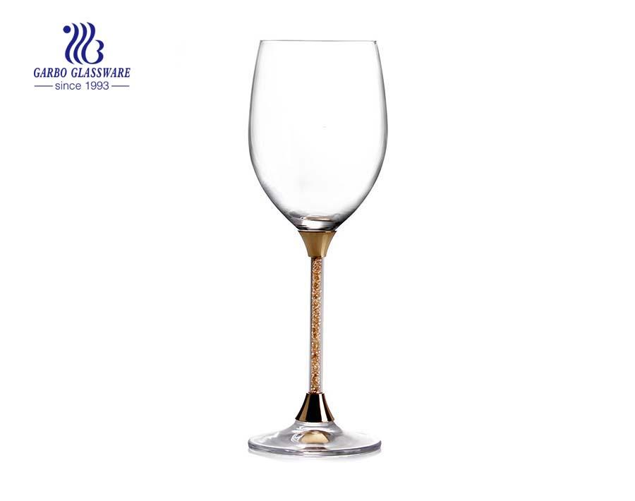 China fábrica coração design duplas taças de champagne