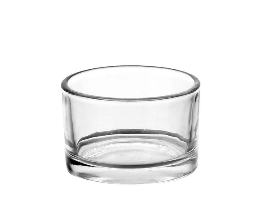 Castiçais de vidro baratos