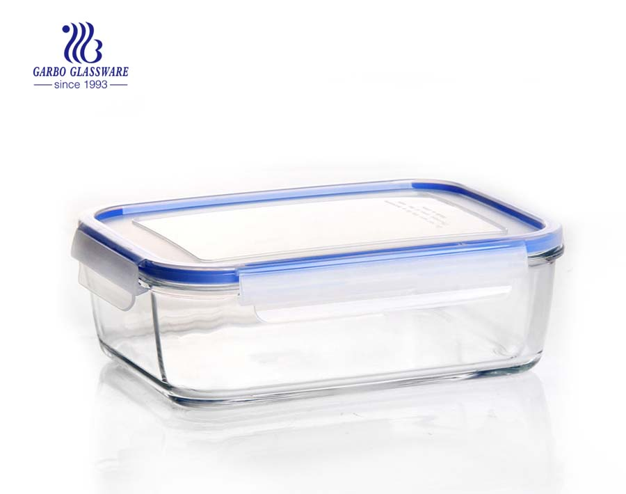 580ml glass food storage containers for oven