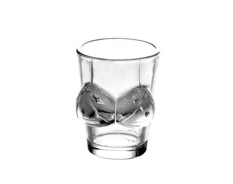2 Unzen Schnapsglas Bikini Form heiß für Volka Shot Drink