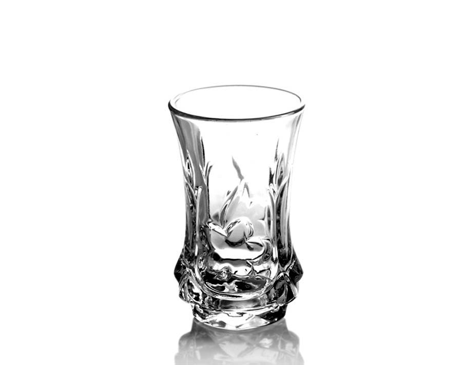 Arabic factory engraved glass cups tumblers for hot tea