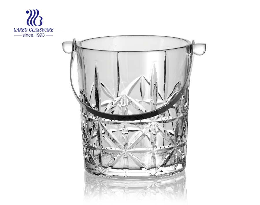 China factory 1000ml new design champagne ice bucket