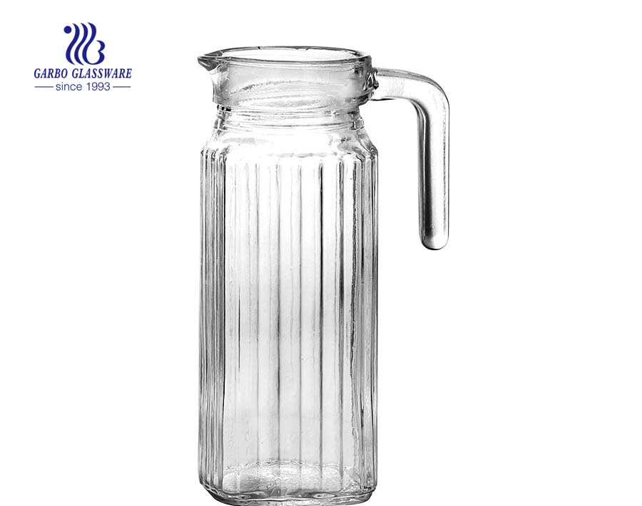 High quality china factory wholesale glass pitchers