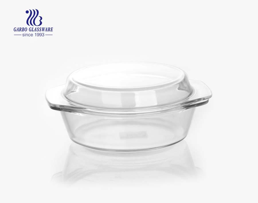 Bacias de vidro por atacado venda quente em relevo tigelas de salada de vidro de cristal com flor grande