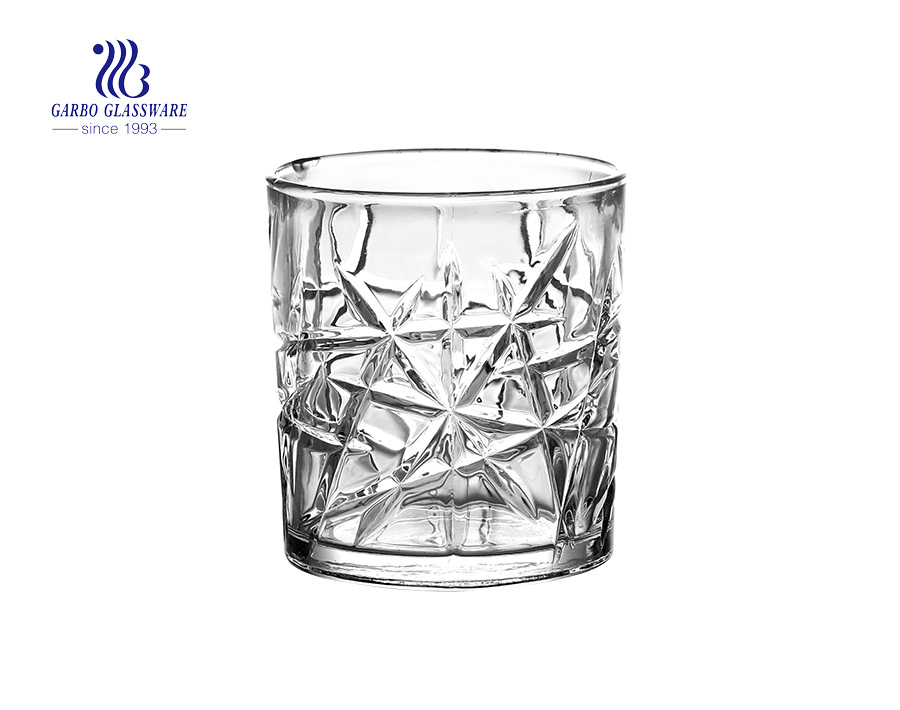 8oz New arrival juice glass tumbler can be whisky drinking