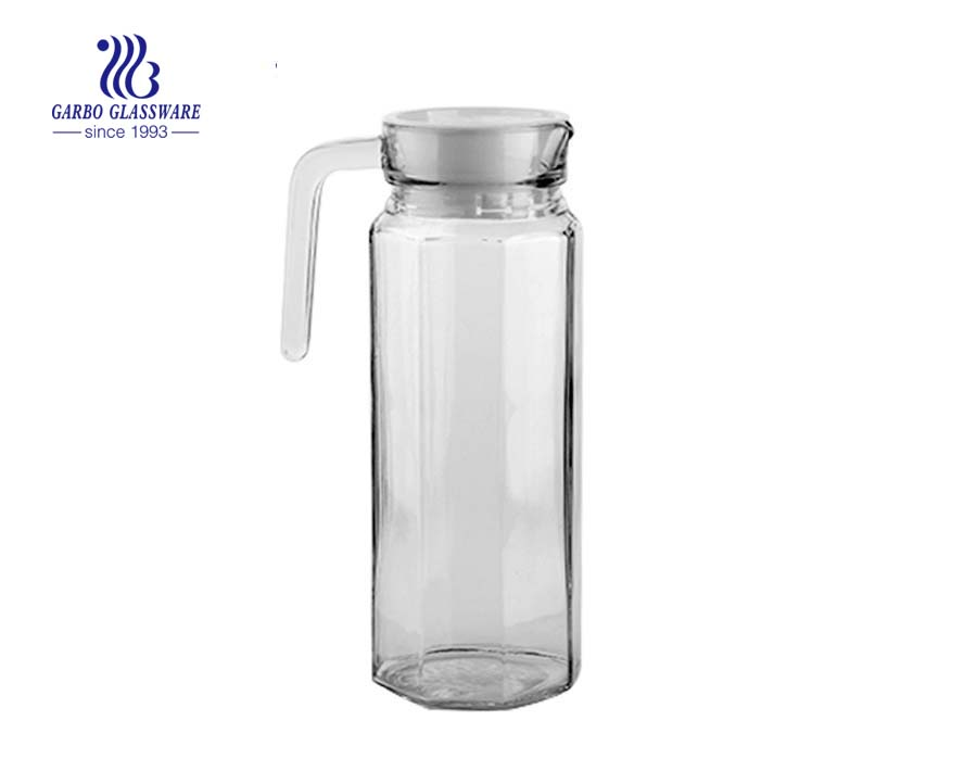 Daily Glassware China Factory Glass Water Pitcher Trading