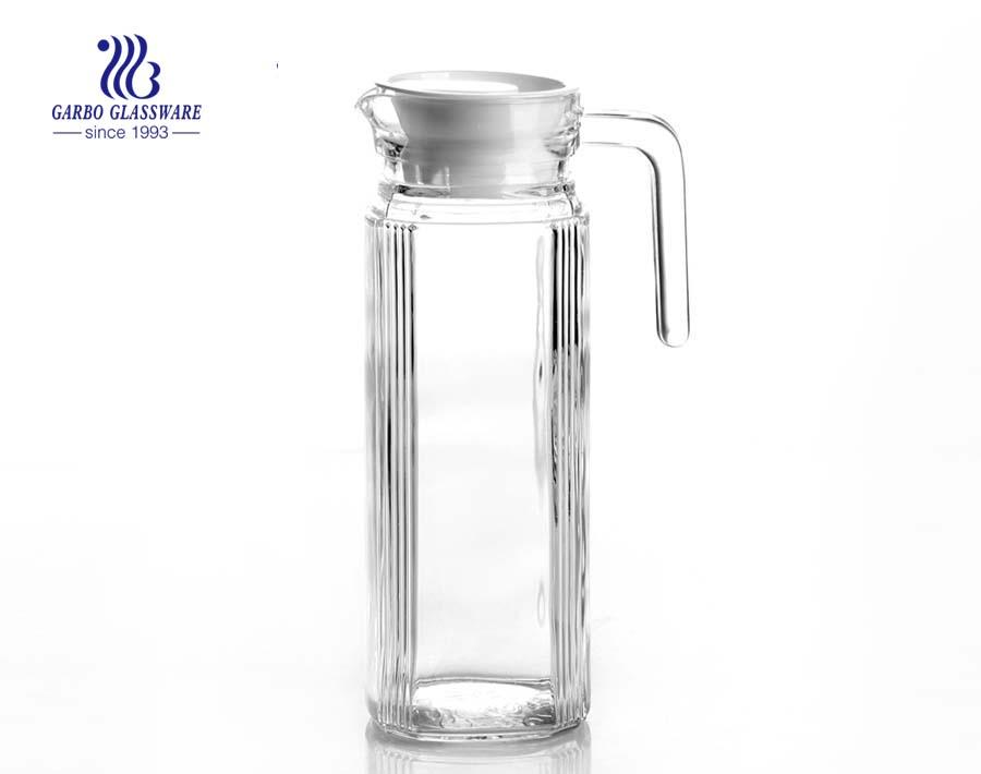 Jarro de vidro de vidro importado China