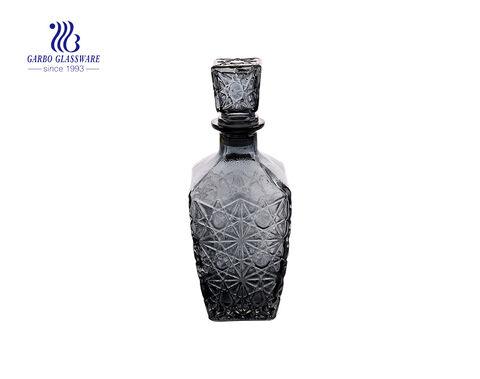 Custom Decanter Glitter Champagne Flutes Personalized Wine Glass