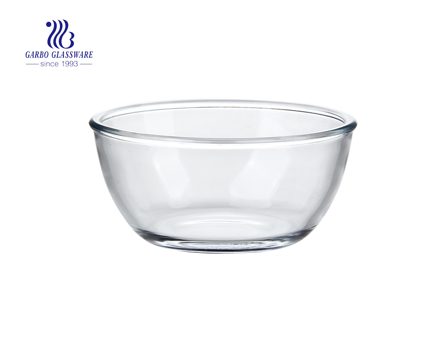 High-end 2L round baking pot with ear for homeware