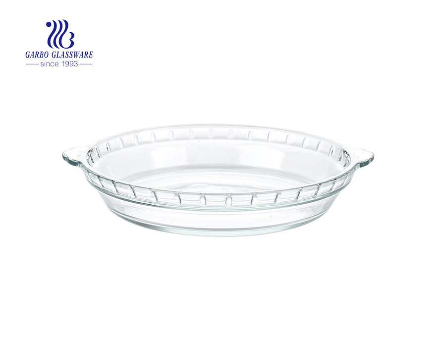 China glassware supplier large bakeware for home uage