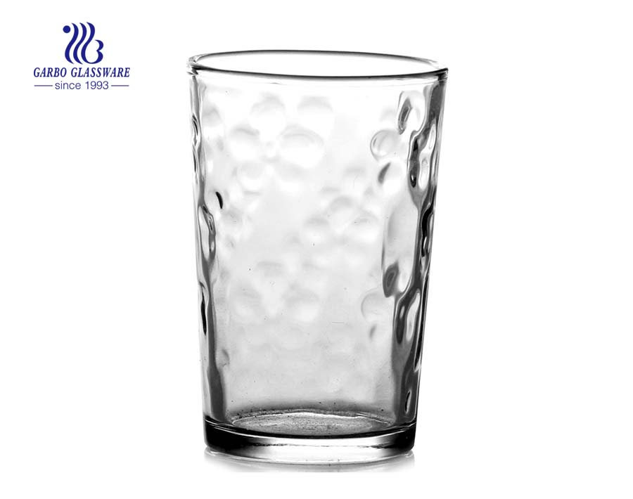 7oz glass water cup for home using