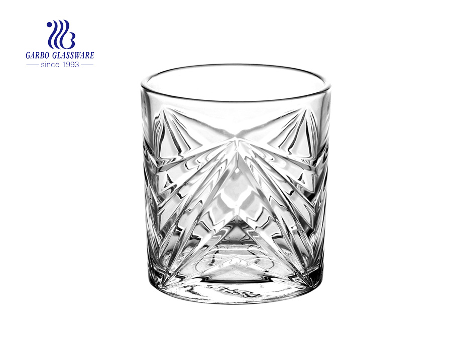 10oz Garbo New Arrival Whisky Tumbler for juice wine drinking