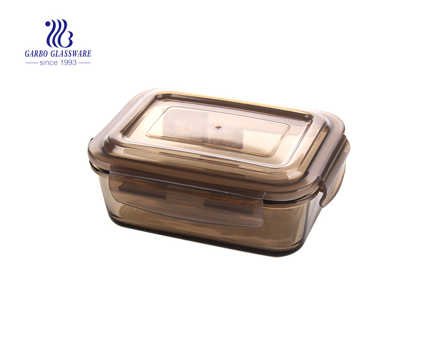 Do you know how to choose a good quality glass lunch box