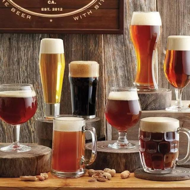 Do you know how many kinds of classic beer cups?