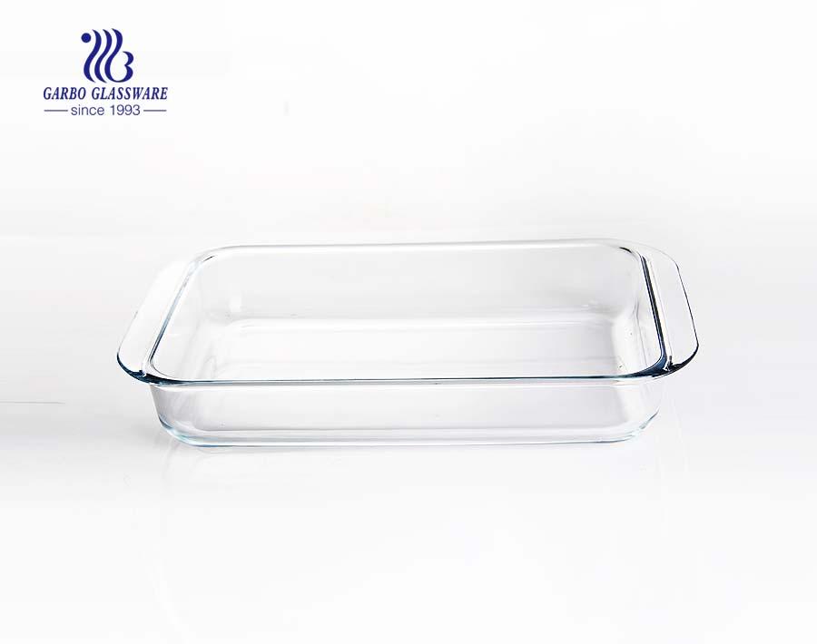 3L Pyrex Clear Baking Dish